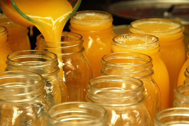 Seasonal Yellow Juice